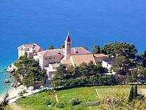 Dominican monastery in Bol