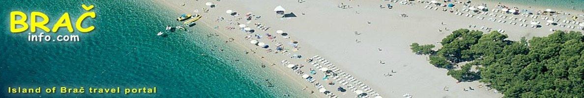 Croatia, Brac Island