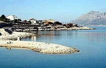 otok brač - pla�e u povljima